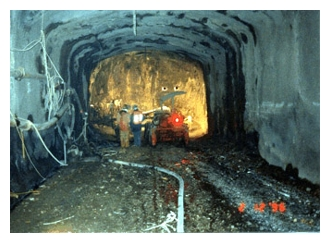 Mining in Galmoy